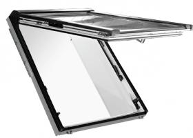 Okno uchylno-wysokoosiowe Designo R8