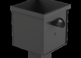 KOSZ ZLEWOWY /80X80