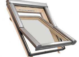 Designo R4 obrotowe okno dachowe