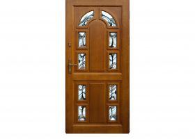 Drzwi drewniane RAMOWO- SZKIELETOWE